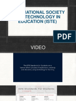 ISTE-Standard for Student
