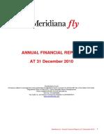 AR Bilancio 2010
