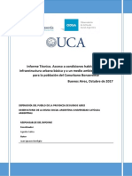 Informe UCA-Defensoría de La Pcia Bs As