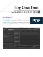 Adobe Auditions Cheat Sheet.pdf