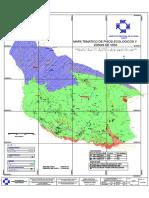 04 Mapa Tematico - Pisos Ecologicos y Zonas de Vida