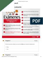 Evaluación_ Examen - Introducción a La Logística - Semana 8
