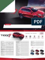 Ficha Tecnica Chery Tiggo 7 2018 201710