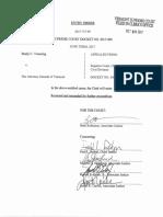 Brady C. Toensing v. the Attorney General of Vermont.mello.chittenden