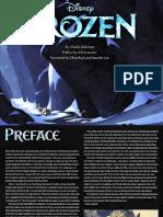 (Disney) the Art of Disney's Frozen