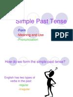 Past Tense Ppt