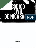 Código Civil de Nicaragua - Edición Especial