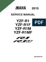 2015-2017 Service Manual yzf-r1