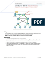 4.1.2.9 Resuelto Packet Tracer - Documenting the Network Instructions - CCNAv6.Com