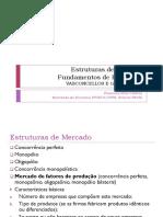 Slides Estrutura de Mercado