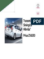 04-Transmision Sinergica Hibrida Zvw30