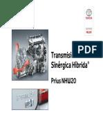 03-Transmision Sinergica Hibrida Nhw20