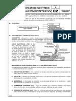 Ficha 02 Sold. Por Arco Manual