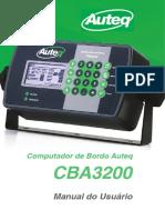 Manual Do Usuário CBA3200