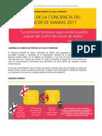 DPDHL Cancer de Mama 2017