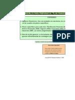 A. Manual Para Preparar Su Plan Financiero Personal