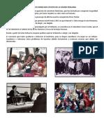 Día de Los Derechos Cívicos de La Mujer Peruana
