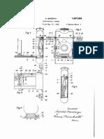 Folding Camera w Rangefinder