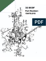 Weber-Carburettors Parts diagrams and part numbers.pdf