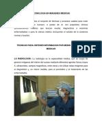 Tecnologia en Imágenes Medicas