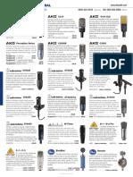 Catálogo de Audio Profesional.pdf