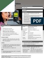 Nokia N70 Music Edition Datasheet