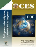 Diálogo entre las religiones, la ciencia y el no creyente
