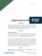 420.c Cemento Asfáltico Pen 85-100 Juan