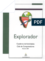 Cuaderno Cq - Explorador