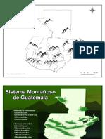 Guatemala Montañas