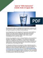 La Guerra Del Agua