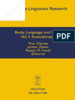 Body, Language and Mind, vol. 1
