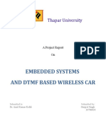 30691633 Project Report on Embedded Systems