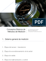 2 Conceptos Básicos de Métodos de Medición