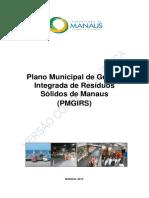 Plano Municipal de Gestão Integrada de Resíduos Sólidos de Manaus