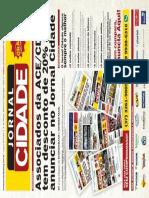 Panfleto Campanha Desconto ACECDLLP