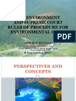 SC Rules of Procedure