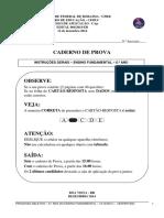 Caderno de Questes 6. Ano Ens Fund. 2015