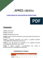 CENAPRED Curso Basico de Evaluación de Estructuras