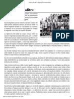 Historia Del Salitre - Wikipedia, La Enciclopedia Libre