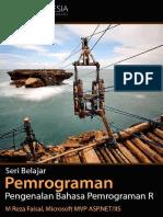 Pemrograman-Pengenalan Bahasa Pemrograman R-Ver1
