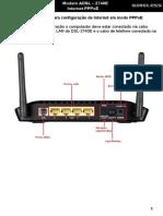 Manual Dsl-2740e Internet Pppoe