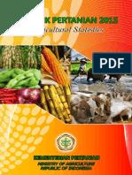 Statistik Pertanian 2015