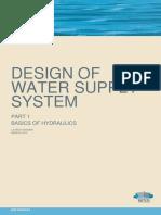 Dwss Part1 Basics of Hydraulics