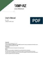 Motherboard Manual 8s661fxmprz e