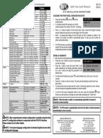 DSE5310M Installation Instructions