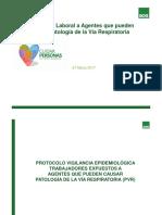 Presentación Protocolo PVR