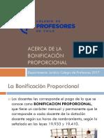 Sobre Bonif Proporcional Mayo 17 de 2017