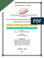 Actividad Nº 11_Actividad de Investigación Formativa II Unidad_Actividad Nº 12_Actividad de Responsabilidad Social II Unidad_GERENCIAL II UNIDAD