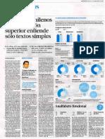 65% de los chilenos con educacion superioor solo entiende textos simples.pdf